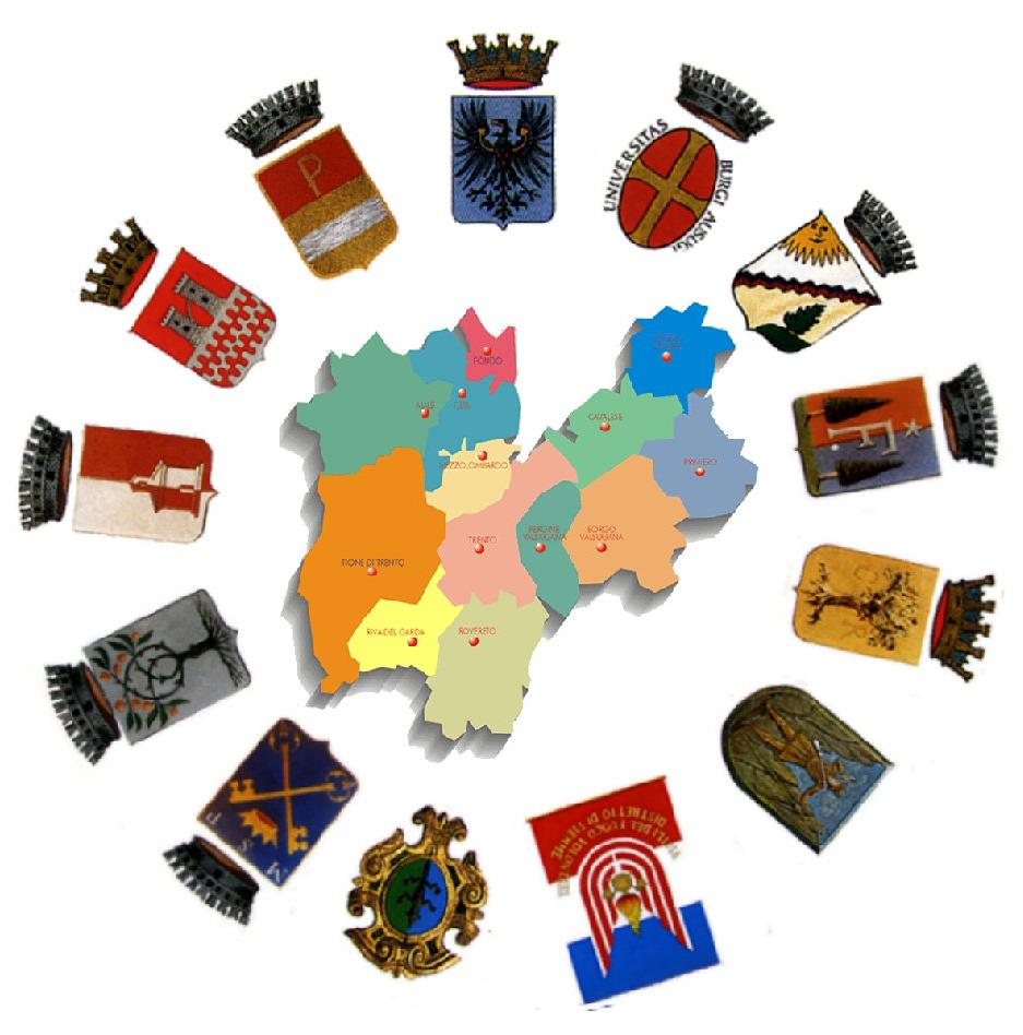 Trentino - Unioni Distrettuali