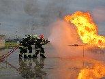 Aspiranti istruttori - pratica incendi all
