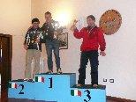 1°-2°-3° trofeo Cunaccia - categoria vigili anno 1961-1970