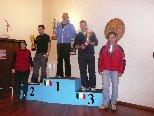 1°-2°-3° gara sci trofeo Cunaccia a Pinzolo - domenica 04 marzo 2012